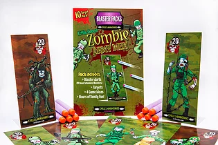 Little Green Army men game pack