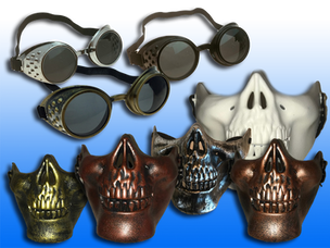 Masks and Goggles For Kids