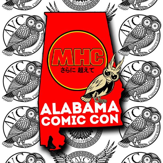 Alabama Comic Con