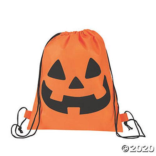 HALLOWEEN DRAWSTRING BAG 10PK