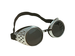 Kids Play Goggles Silver