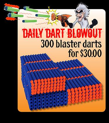 300 Darts