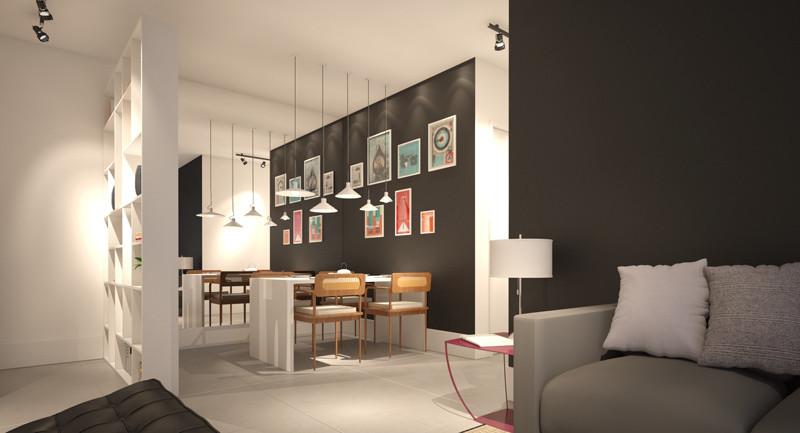 Apartamento modelo