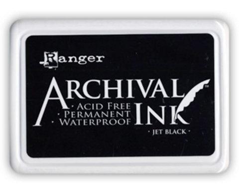 Ranger Archival Ink pad Black ETA 25th Aug