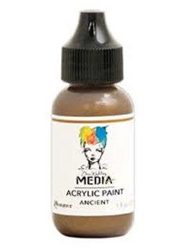 Dina Wakley Media Acrylic Paint Ancient 29ml