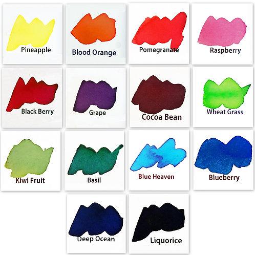 Color Crush Watercolour Powders original release SET