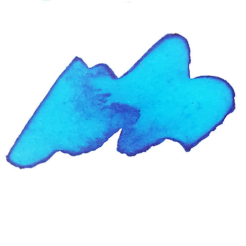 Blue Heaven Color Crush Watercolour