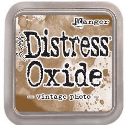Tim Holtz Distress Oxides Ink pad Vintage Photo