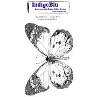 Big Butterfly - Indigoblu