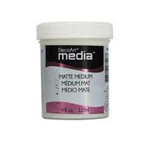 DecoArt Media Matt Medium