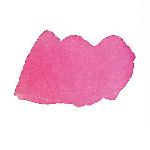 Raspberry Color Crush Watercolour