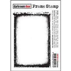 Emulsion Frame stamp - Darkroom Door
