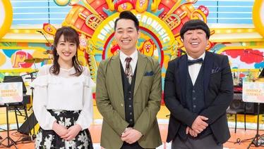 11月25日(土) NHK総合テレビ「バナナ♪ゼロミュージック」に出演!