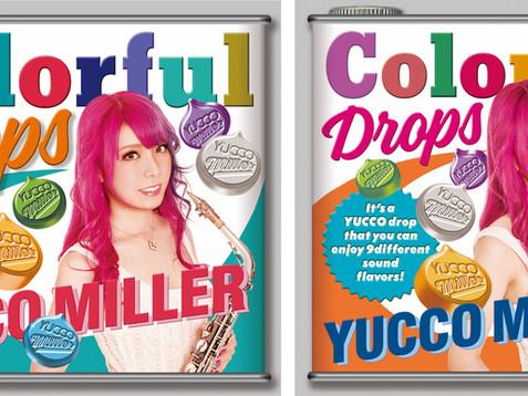 ユッコ・ミラー4thアルバム「Colorful Drops」2021年10月13日キングレコードより発売!