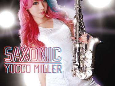2ndアルバム「SAXONIC」、2018年3月14日キングレコードからリリース決定!