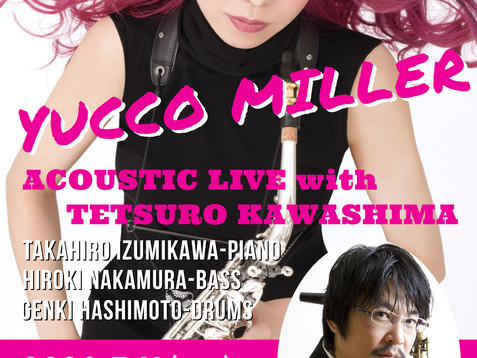 2020/7/11(土) 東京 渋谷JZ Brat