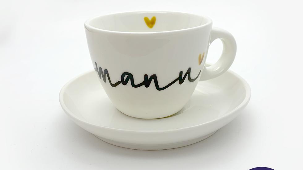 Xícara Manu Cafezinho