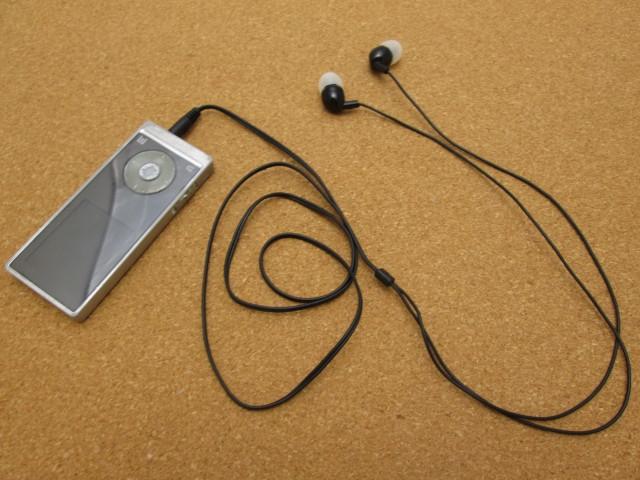 MP3プレイヤー