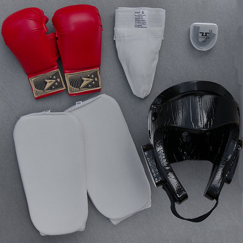 Male Sparring Set