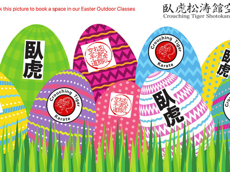 Outdoor Easter Holiday Classes
