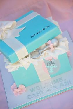 Tiffany Rattle Cake