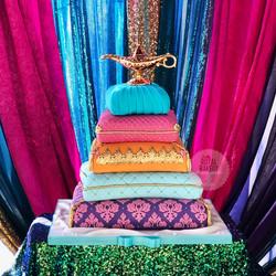 Aladdin Pillows Cake
