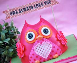 'Owl Always Love you'