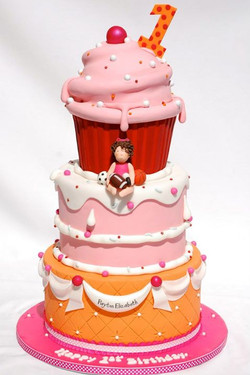 Cupcake and Cakes