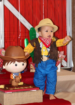 A couple of cowboys.