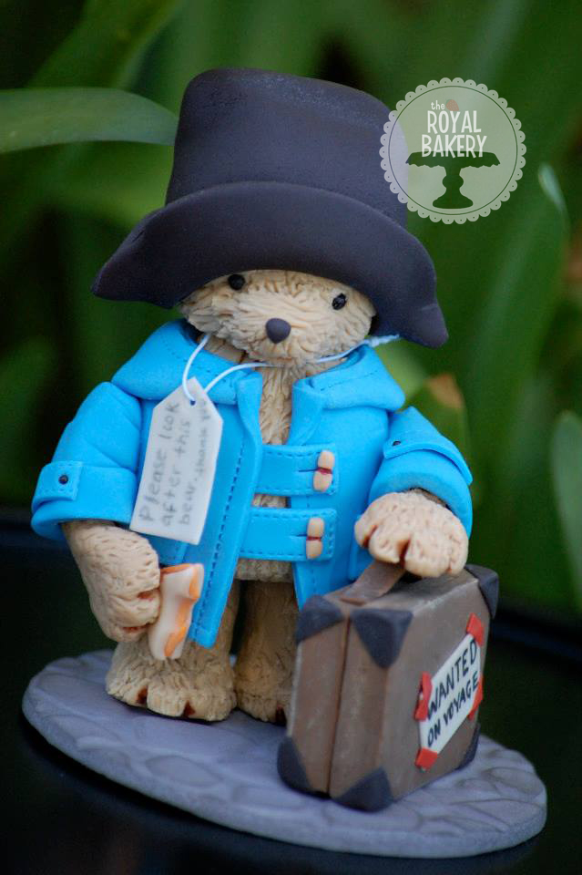 Paddington Bear Figure