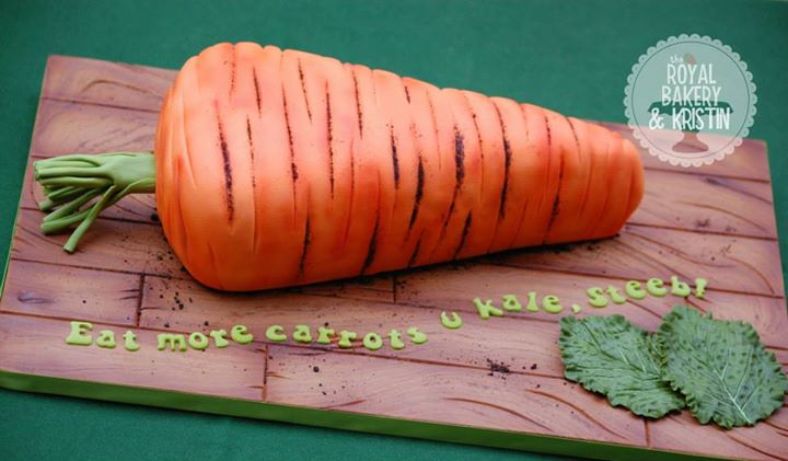 Carrot Cake. ;-)