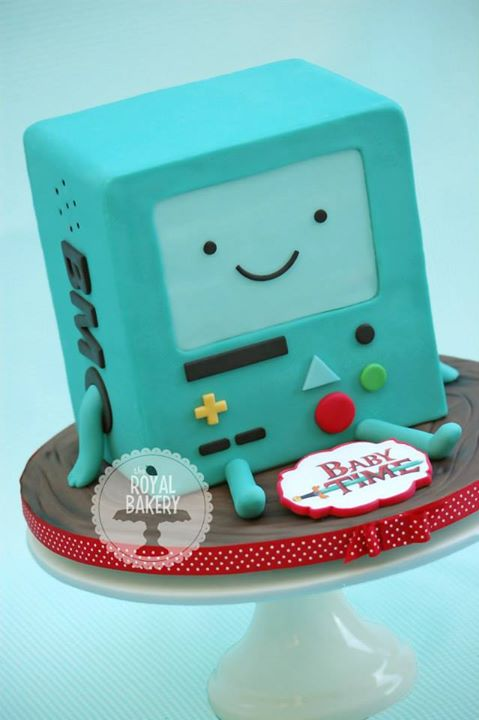 BEEMO Baby Shower Cake