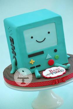 BEEMO Baby Shower Cake