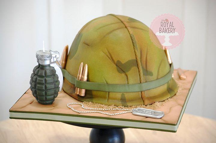 Army Helmet C