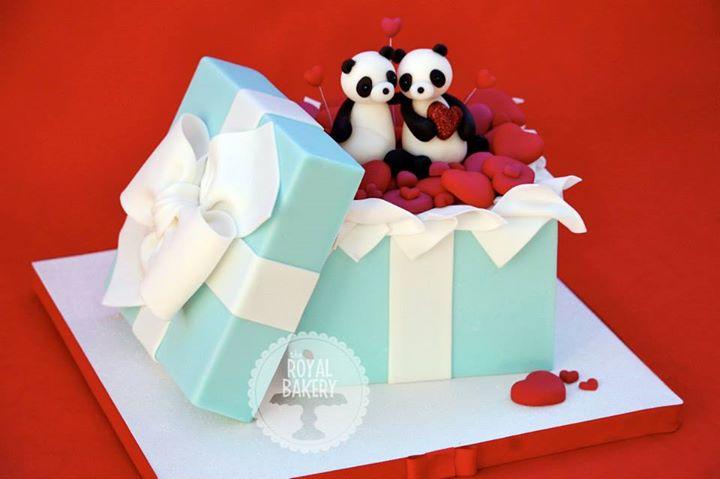 Valentine's Day Tiffany Box
