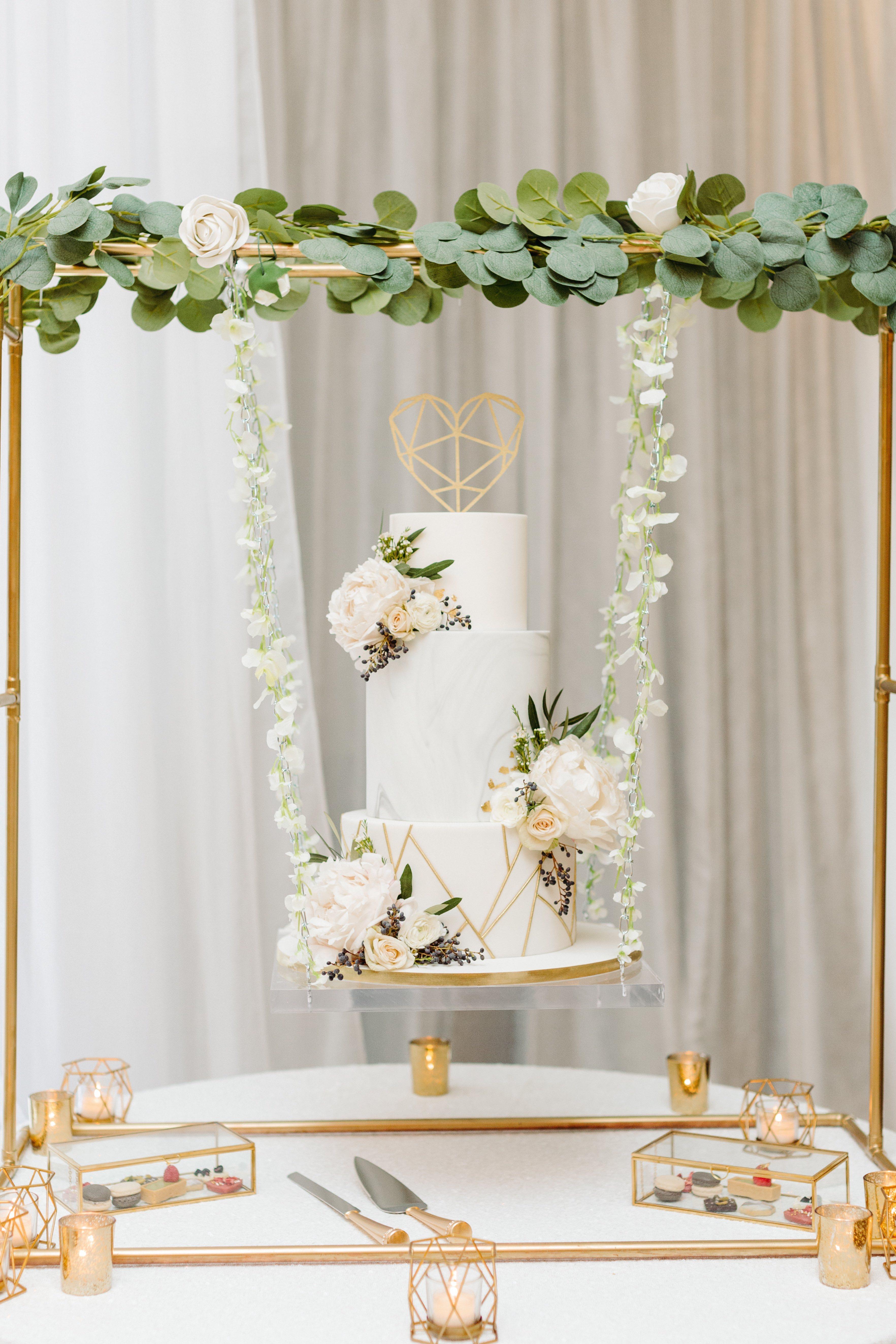 Marble Swing Cake