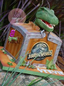 Jurassic World Dinosaur Crate