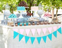 Prettiest dessert table