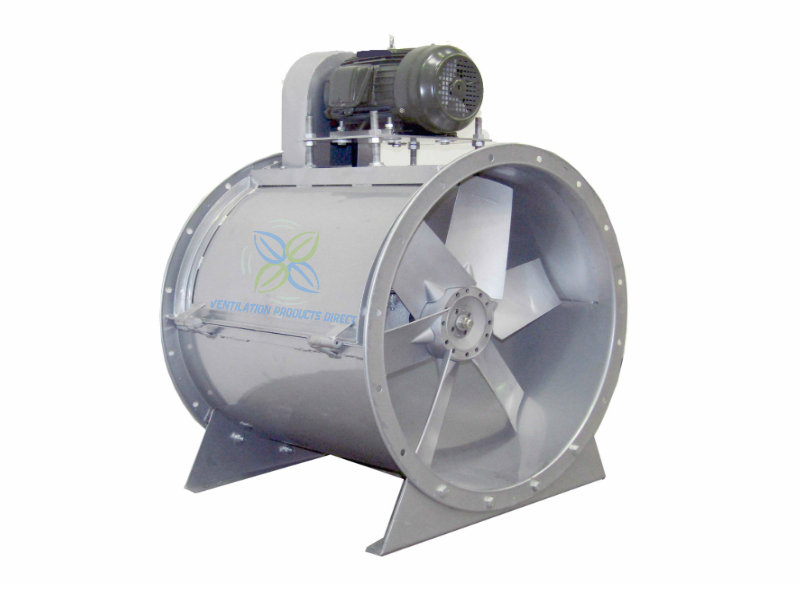 Industrial Axial Fan/Spray Booth Fan/Dust & Fume Extractor Fan (ex VAT)