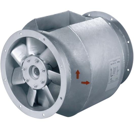 AXCBF Bifurcated Axial Fan (ex VAT)
