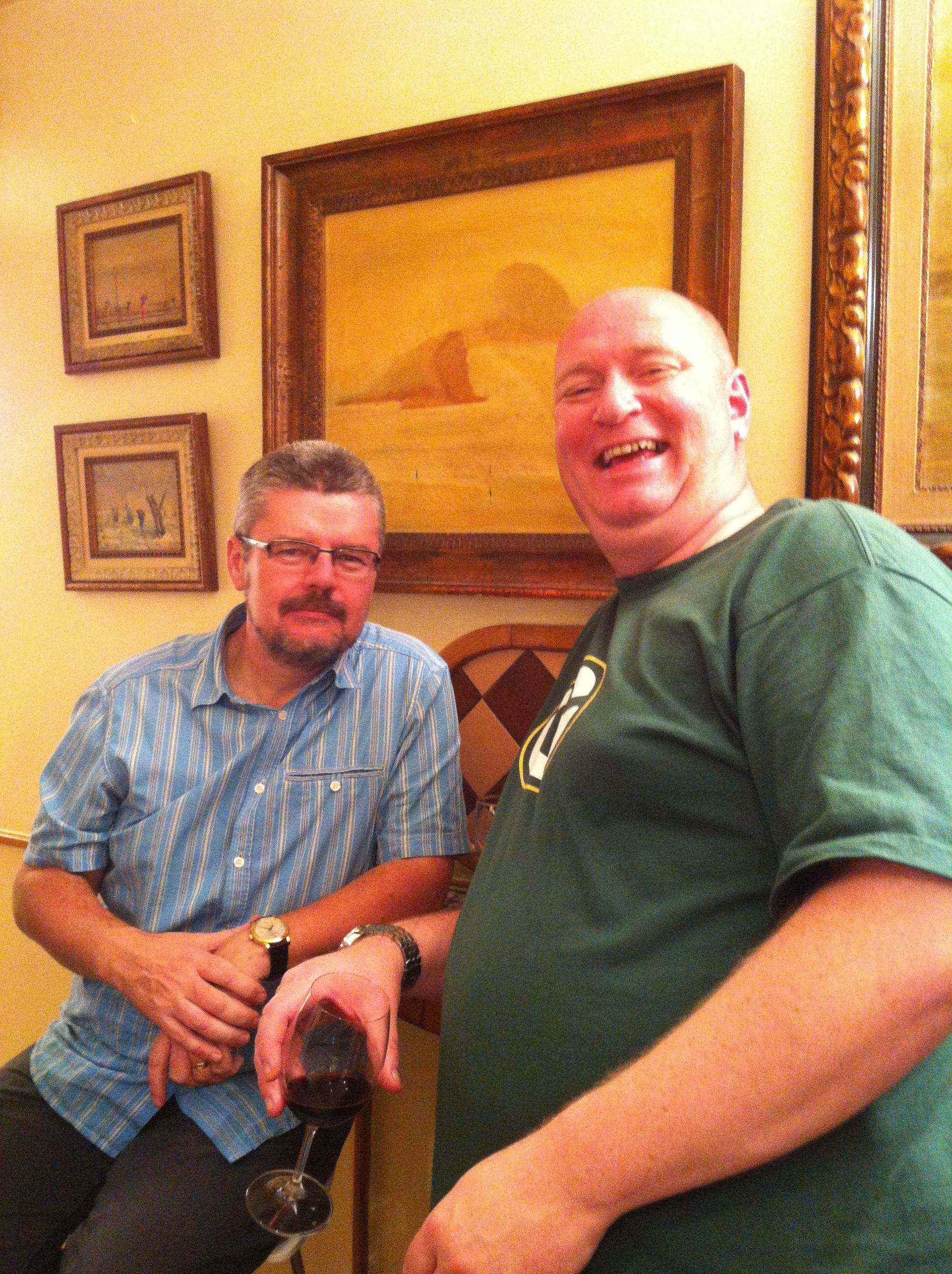 Pete & Dan Donostia