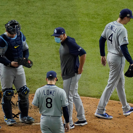 Kevin Cash's decision to pull Blake Snell was an error. But the war on analytics? That's stupid.