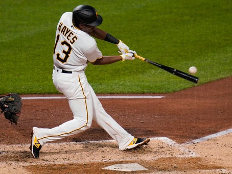 SCOUTING STATCAST (Vol. VI): Ke'Bryan Hayes can and will hit; Singer's slider; Yelich's weird year