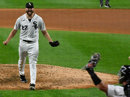 Lucas Giolito's no-hitter and the value of pitching development
