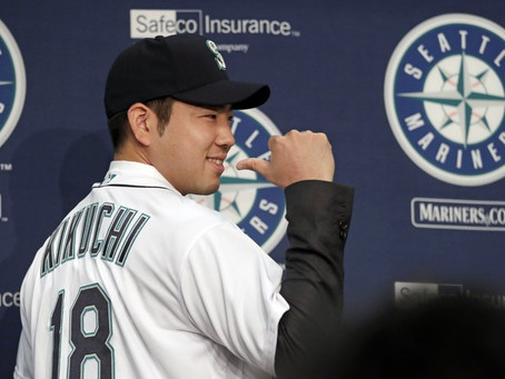 SCOUTING STATCAST (Vol. III): Kikuchi throwing way harder and added a cutter; Grisham and Lowe; more