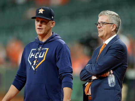 MLB announced its punishment for the Astros, and Hinch and Luhnow were then fired. Was it enough?