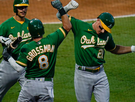 SHOULD I FAAB?: Robbie Grossman is a new man thanks to a small pre-swing adjustment