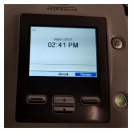 Locate Serial Number OmniLab Step 1