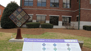 Pathways to Freedom: A Story In Every Stitch