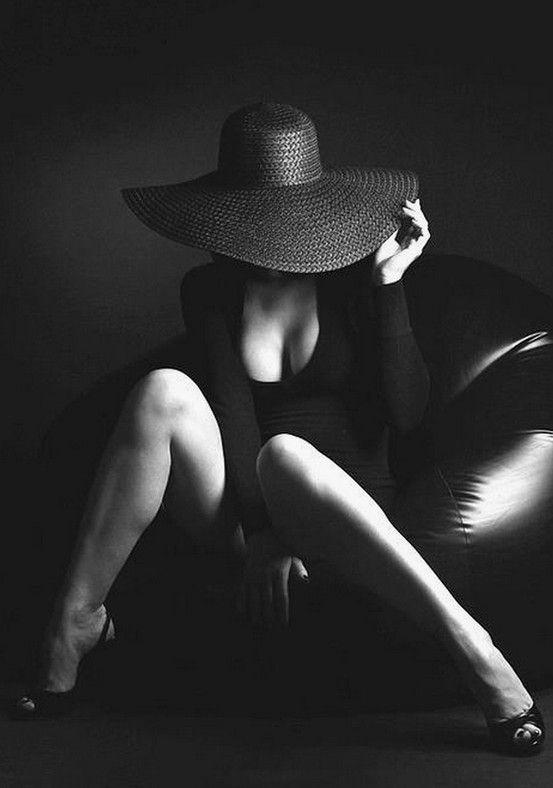 Glam Noir shoot